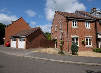 3 bed end terrace house for sale in St Contest Way, Marchwood SO40