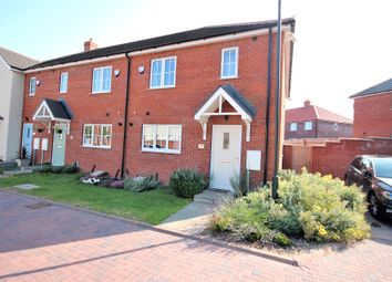 Thumbnail 3 bed end terrace house to rent in Gervase Holles Way, Grimsby