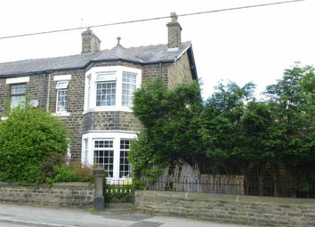 Thumbnail 3 bed end terrace house for sale in Glossop Road, Gamesley, Glossop