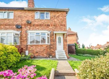 Thumbnail 2 bed semi-detached house for sale in St Peters Road, Whitby, North Yorkshire, .