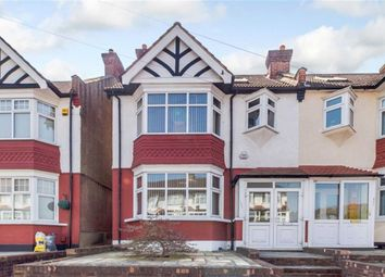 Thumbnail 4 bed end terrace house for sale in Chingford Avenue, London