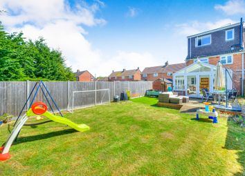 Thumbnail 3 bedroom semi-detached house for sale in Bellway, Woburn Sands, Milton Keynes