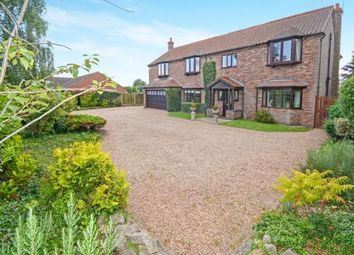 Thumbnail 5 bed detached house for sale in Morton Road, Laughton, Gainsborough, Lincolnshire