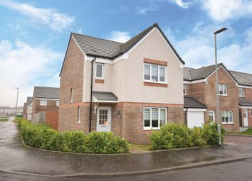 Thumbnail 3 bed detached house for sale in Glenmill Way, Darnley, Glasgow