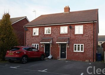 Thumbnail 3 bed semi-detached house for sale in Symphony Road, Cheltenham