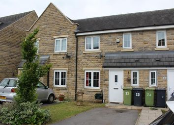 Thumbnail 3 bedroom terraced house for sale in Highfield Chase, Dewsbury, West Yorkshire