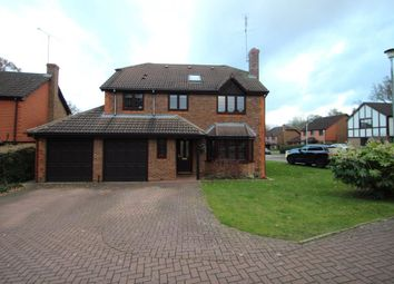 Thumbnail 5 bed detached house for sale in Matthews Chase, Binfield