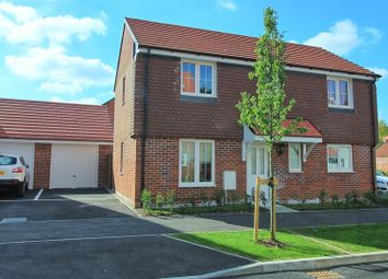 Thumbnail 4 bed property for sale in Parker Drive, Buntingford