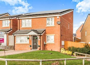 Thumbnail 3 bedroom detached house for sale in Scafell Green, Thornaby, Stockton-On-Tees