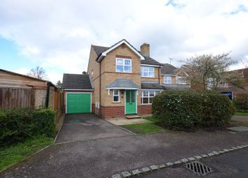Thumbnail 3 bed detached house to rent in Century Drive, Spencers Wood, Reading
