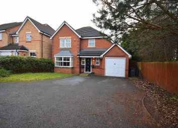 Thumbnail 4 bed detached house for sale in Onsetter Road, Bentilee, Stoke-On-Trent