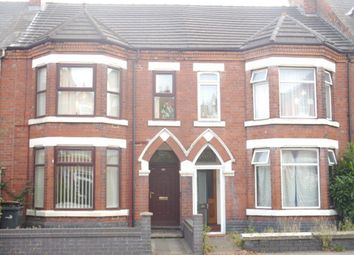 Thumbnail 1 bed flat to rent in Flat 1, 258 Nantwich Road, Crewe