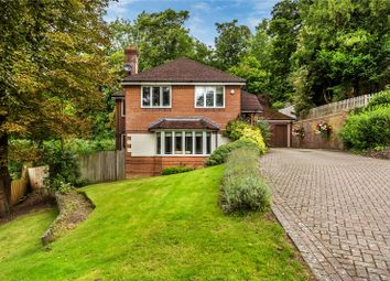 Thumbnail 4 bed detached house for sale in Deerswood Close, Caterham, Surrey