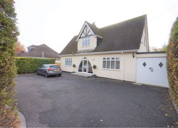 4 bed detached house for sale in Fernlea Avenue, Ferndown BH22