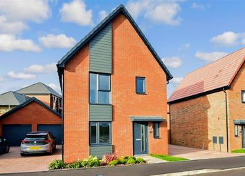 Thumbnail 3 bed detached house for sale in Faversham Lakes, Faversham, Kent