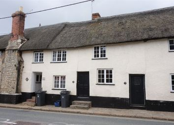 Thumbnail 2 bed terraced house to rent in School Street, Sidford, Sidmouth
