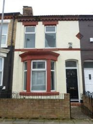 Thumbnail 2 bed terraced house for sale in Beatrice Street, Bootle