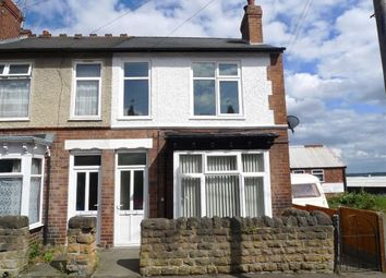 Thumbnail 3 bed end terrace house to rent in Whitworth Road, Ilkeston, Derbyshire