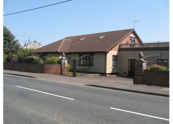 Thumbnail 5 bedroom detached bungalow for sale in Wingate Road, Trimdon Station