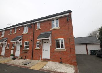 Thumbnail 2 bed end terrace house for sale in Borough Way, Nuneaton