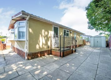 Thumbnail 2 bed mobile/park home for sale in New Road, Stoke Gifford, Bristol