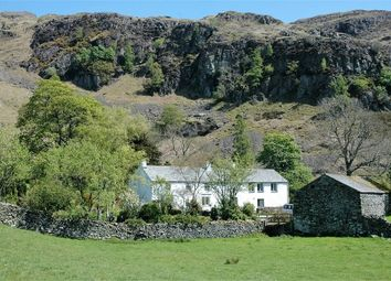 Thumbnail 4 bed cottage for sale in Shaw Bank, Naddle, St Johns In The Vale, Keswick, Cumbria