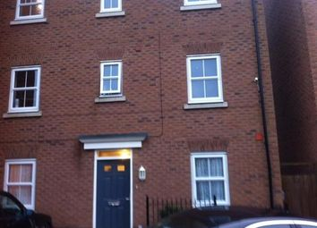 Thumbnail 4 bed end terrace house to rent in Slate Lane, Nuneaton