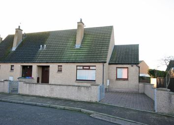 Thumbnail 3 bed end terrace house for sale in 6 Cairnfield Crescent, Buckie