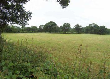 Thumbnail Land for sale in Nantcrymanau Field, Llechryd, Ceredigion