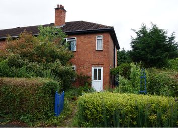 Thumbnail 3 bed end terrace house for sale in The Holt, Leamington Spa
