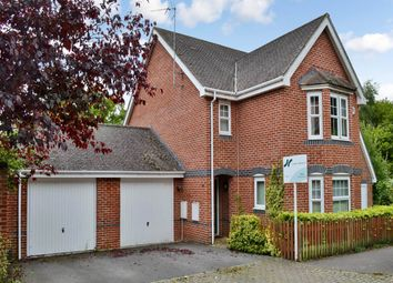 Thumbnail 4 bed detached house to rent in Pinewood Crescent, Hermitage, Berkshire