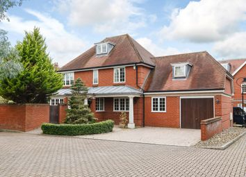 Thumbnail 4 bed detached house for sale in The Cressinghams, Epsom, Surrey