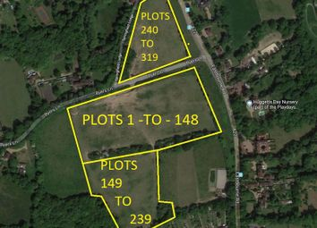 Byers Lane, South Godstone, Godstone RH9. Land for sale