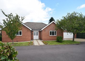 Thumbnail 3 bed detached bungalow for sale in Bronington Park, Bronington, Whitchurch