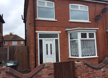 Thumbnail 3 bed semi-detached house to rent in St Annes Road, Belle Vue, Doncaster