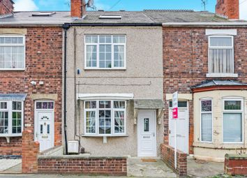 Thumbnail 3 bed terraced house for sale in Wateringbury Grove, Staveley, Chesterfield