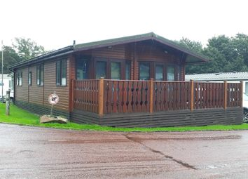 Thumbnail 2 bed lodge for sale in Crook O'lune Holiday Park, Lancaster