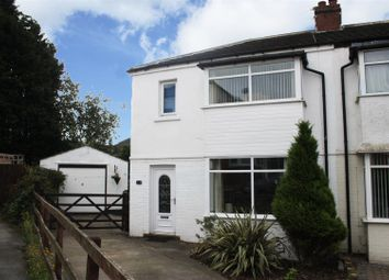 3 bed semi-detached house for sale in Leslie Avenue, Yeadon, Leeds LS19