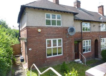 Thumbnail 2 bedroom end terrace house for sale in East Bank Road, Sheffield
