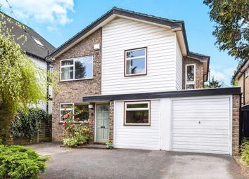 Thumbnail 4 bed detached house for sale in Carlton Road, New Malden