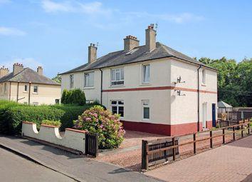 Thumbnail 1 bedroom flat for sale in Hayfield, Falkirk