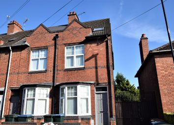 Thumbnail 3 bed end terrace house to rent in Terry Road, Stoke, Coventry