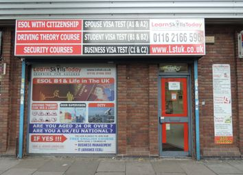 Thumbnail Commercial property to let in Melton Road, Leicester