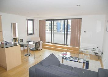 Thumbnail 1 bedroom flat to rent in Westferry Road, London