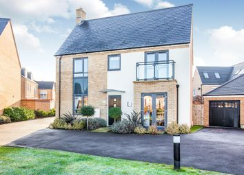 Thumbnail 3 bed detached house for sale in Summers Hill Drive, Papworth Everard, Cambridge