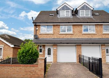 Thumbnail 3 bed semi-detached house to rent in Manor Drive, Featherstone