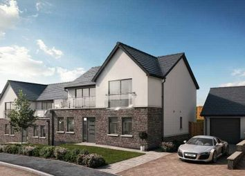 Thumbnail 4 bed detached house for sale in Sand Banks (The Retreat), Walton Road, Broad Haven, Haverfordwest