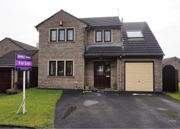 Thumbnail 4 bed detached house for sale in Chapelway Gardens, Royton Oldham