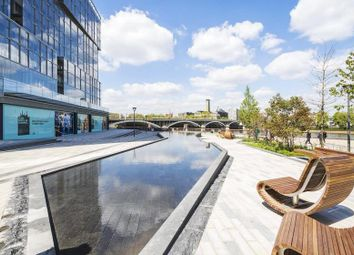 Thumbnail 3 bedroom flat for sale in Switch House West, Battersea Power Station