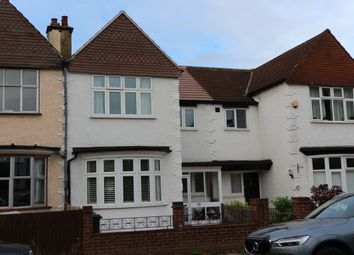Thumbnail 4 bed terraced house to rent in Cromwell Road, Beckenham, Kent